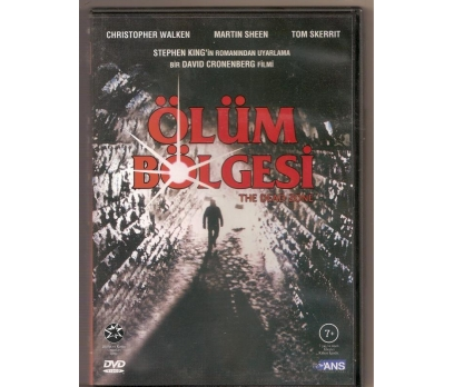 The Dead Zone Ölüm Bölgesi DVD Film