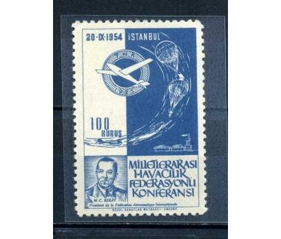 THK **  1954  M.HAVACILIK F.KONF. TAM SERİ SÜPER