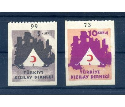 KIZILAY ** 1949 ÇADIRLI PULLAR TAM SERİ SÜPER