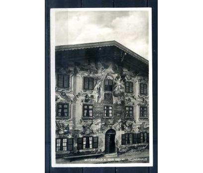 REICH 1928  EV TEMALI  POSTADAN GEÇMİŞ KARTP.(M)