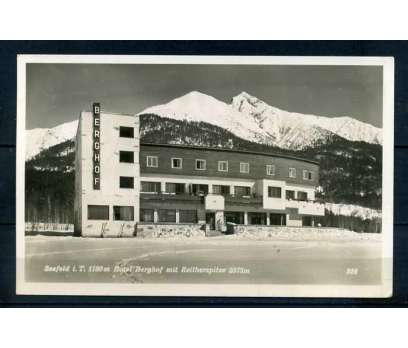 REICH 1940 KIŞ TEMALI  P.G.KARTPOSTAL(M)