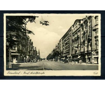 REICH 1941 DÜSSELDORF  POST.GEÇMİŞ KARTP.(M)