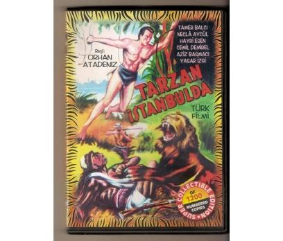 TARZAN İSTANBULDA DVD FİLM KUTUSU