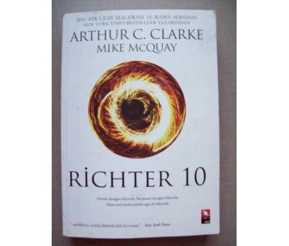 RİCHTER 10  ARTHUR C. CLARKE