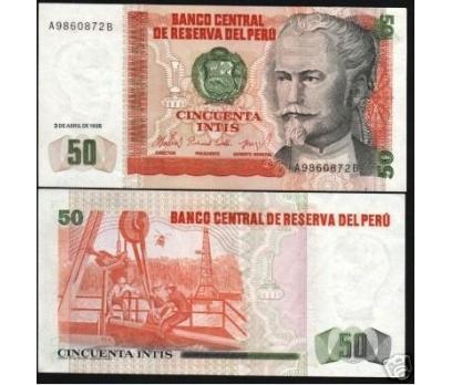 1987 Peru 50 İntis Çil