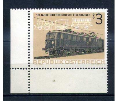 AVUSTURYA ** 1962 TRENLER TAM SERİ SÜPER (0113)
