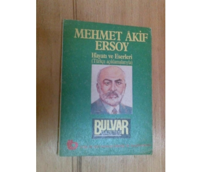 MEHMET AKİF ERSOY HAYATI VE ESERLERİ 1986