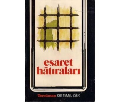 ESARET HATIRALARI-EYÜB SABRİ-N.SEFERCİOGLU-1978