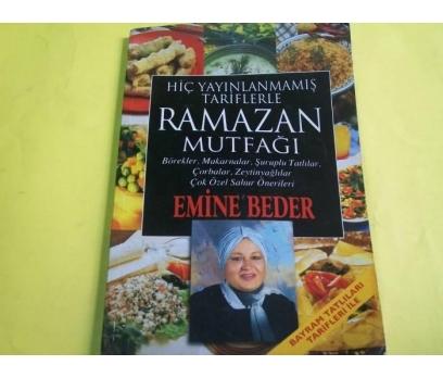 RAMAZAN MUTFAĞI - EMİNE BEDER -BAYRAM TATLILARI