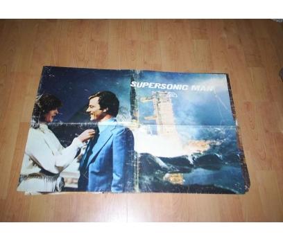 Supersonic Man 1980 YABANCI FİLM LOBİ KARTI