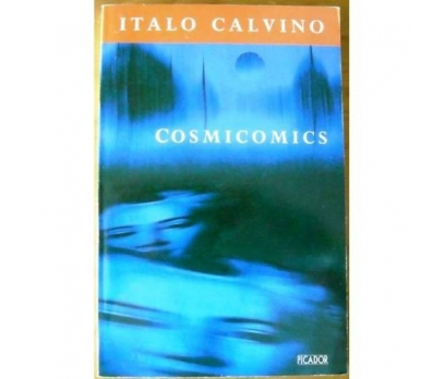 İNG.KİTAP, ITALO CALVINO, COSMOCOMICS
