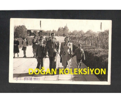D&K- ANKARA, GENÇLİK PARKI 1948 YILI