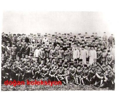 D&K-ATATÜRK-1.ORDU KOM.DENETLERKEN 1923