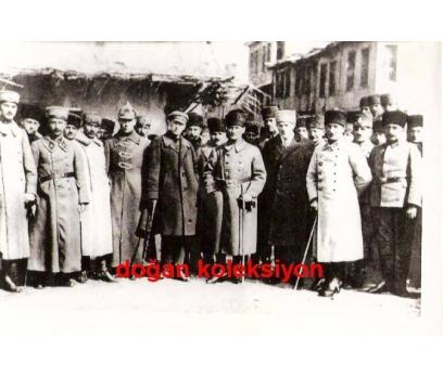D&K-ATATÜRK-ILGIN MANEVRALARINDA 1922