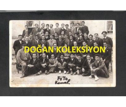 D&K- ESKİ DÖNEM LİSE TALEBELERİ 1933 YILI