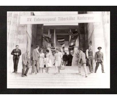 D&K- İSTANBULDA XV. ULUSLARARASI TÜBERKÜLOZ