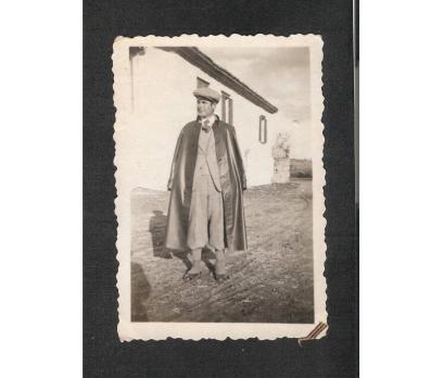 D&K- İZMİR BULGURCA KÖYÜ 1937 YILI FOTOĞRAF