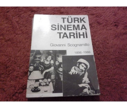 Türk Sinema Tarihi Giovanni Scognamillo