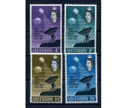 ASCENSİON AD.** 1966 APOLLO PROG TAM SERİ (E-0114)