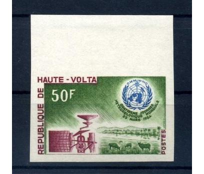 YUKARI VOLTA* 1964 DANTELSİZ METEOROLOJİ( K-0114 )