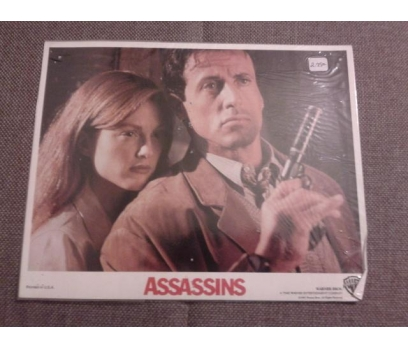 Assassins Sylvester Stallone Antonio Banderas Lobi