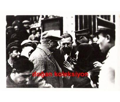 ATATÜRK-EDİRNE'DE ŞÜKRÜ KAYA İLE 1930