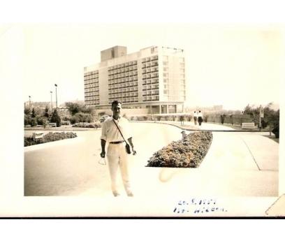 İSTANBUL HİLTON OTELİ-1958 FOTOGRAF.