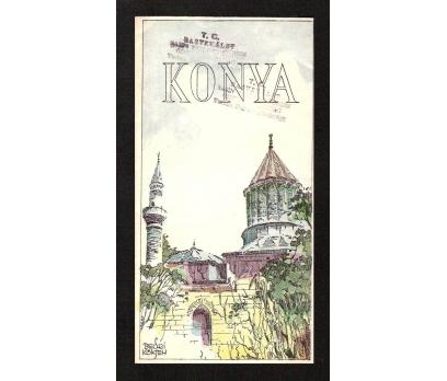 KONYA GEZİ REHBERİ 1951 YILI.
