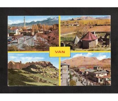 VAN PARÇALI-KARTPOSTAL.