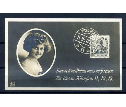 REİCH 1940' LAR NÖF KARTPOSTAL  (E-0214)