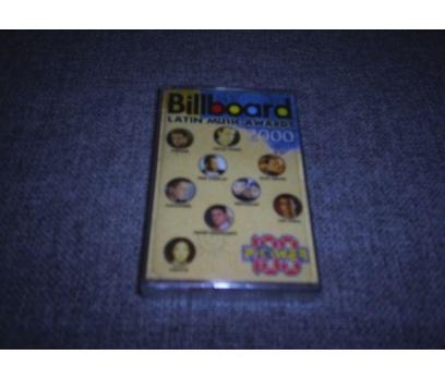POWER FM BILLBOARD LATİN MUSIC AWARDS 2000