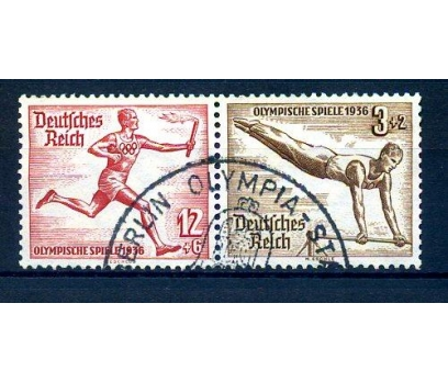 REICH DAMGALI 1936 ATLETİZM & JİMNASTİK (080514)