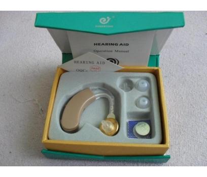 İşitme Cihazı Kulak Arkası 3