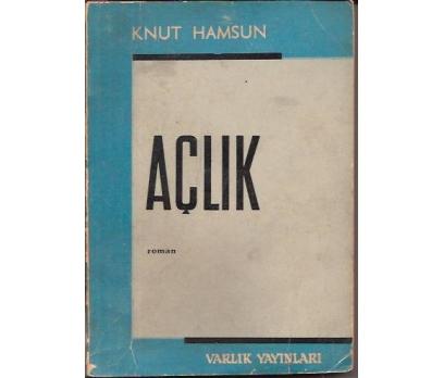 AÇLIK-KNUT HAMSUN-BEHÇET NECATİGİL-1968