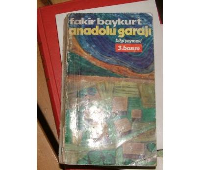 ANADOLU GARAJI-FAKİR BAYKURT-1975