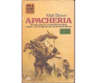 APACHERIA-MATT BROWN-1977