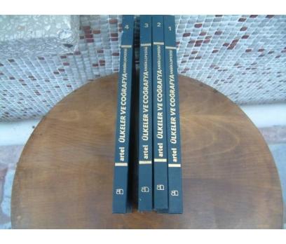 ARTEL ÜLKELER VE COĞRAFYA ANSİKLOPEDİSİ 4 CİLT