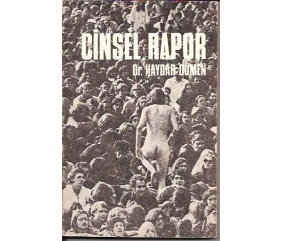 CİNSEL RAPOR-DR.HAYDAR DÜMEN-1974