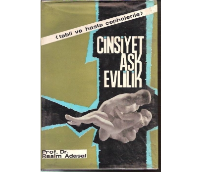 CİNSİYET AŞK EVLİLİK-PROF.DR.RASİM ADASAL-1963