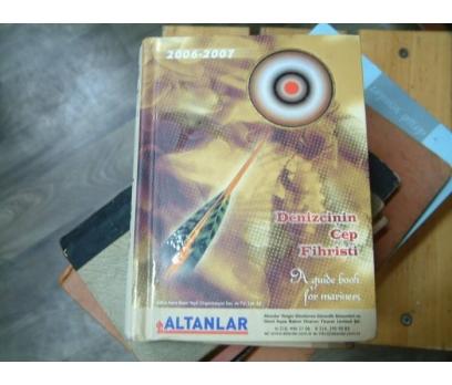 DENİZCİNİN CEP FİHRİSTİ-2006-2007-ALTANLAR