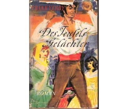 DES TEUFELS GELACHTER-FRANK YERBY-1954-ALMANCA