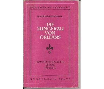DIE JUNGFRAU VON ORLEANS-FRIEDRICH VON SCHILLER