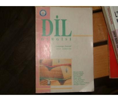 DİL DERGİSİ-LANGUAGE JOURNAL-S:20-1994