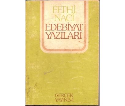 EDEBİYAT YAZILARI-FETHİ NACİ-1976