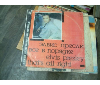 ELVIS PRESLEY-THAT'S ALL RIGHT-NADİRRR