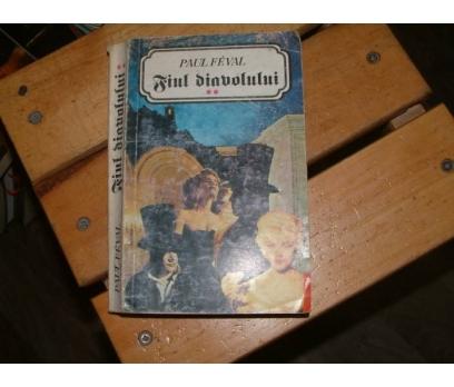 FIUL DIAVOLULUI-PAUL FEVAL-1993-2.CİLT
