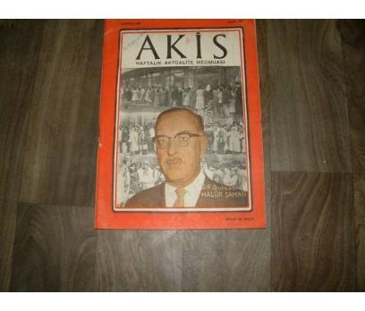 İLK&AKİS-D.PGRUBU ADINA HALUK ŞAMAN-1958