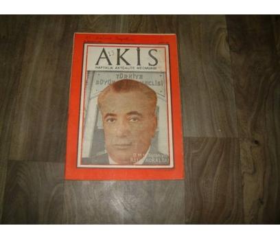 İLK&AKİS-REFİK KORALTAN B.M.M.TOPLANIYOR-1958