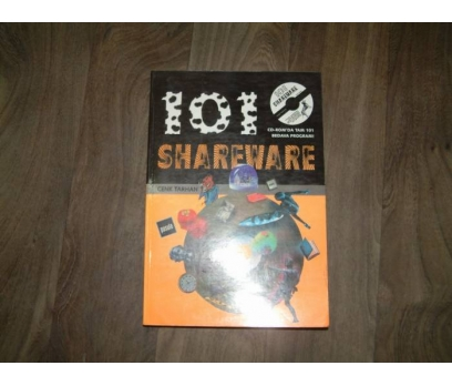 İLKS&101 SHAREWARE+CD İLE BİRLİKTE-CENK TARHAN