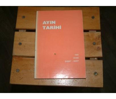 İLKS&AYIN TARİHİ-OCAK-ŞUBAT-MART-1993